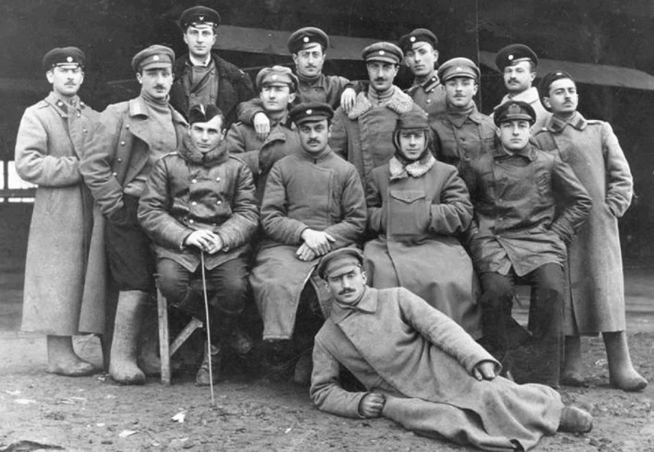 georgian pilots