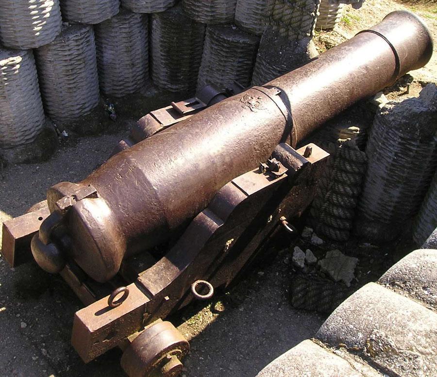 пудовый 196 мм корабельный единорог