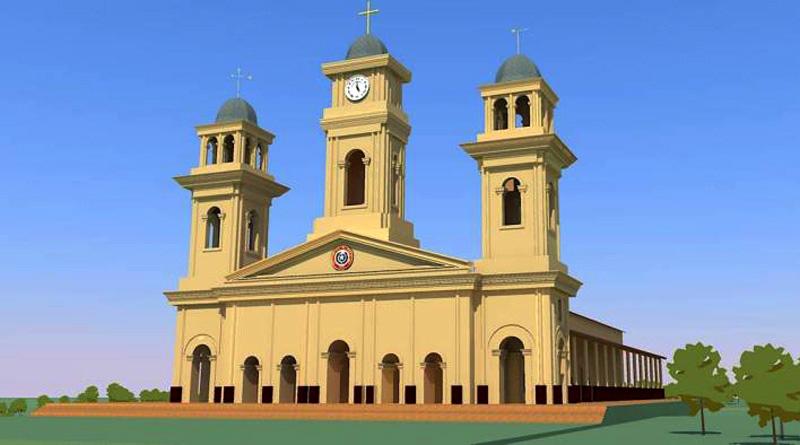 Iglesia de San Carlos Borromeo de Humaita