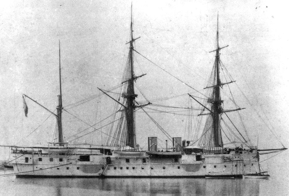 Crucero_Aragon_(1879)
