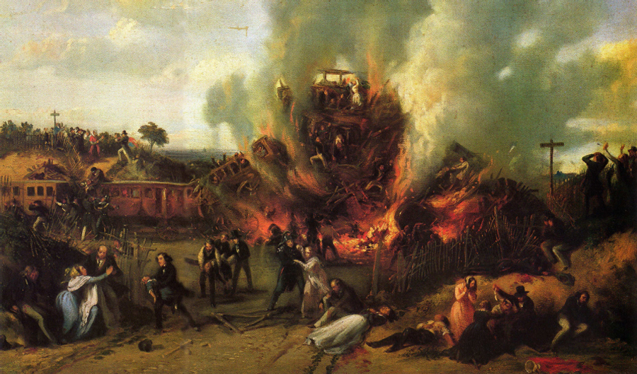 A._Provost_-_Versailles_-_Railroad_Disaster