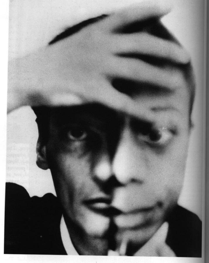 Richard Avedon, Self-Portrait, 1964