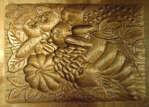 рог изобилия, пряничная доска, печатный пряник, коврижка