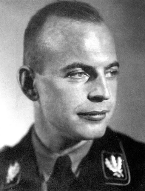 Обергруппенфюрер СС Ганс Адольф Прюцман