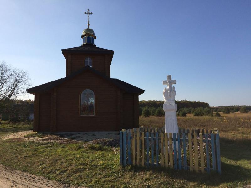 Церква Пресвятої Євхаристії в с. Баймаки.