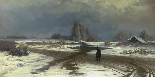 ВАСИЛЬЕВ (1850-1873). Оттепель.
