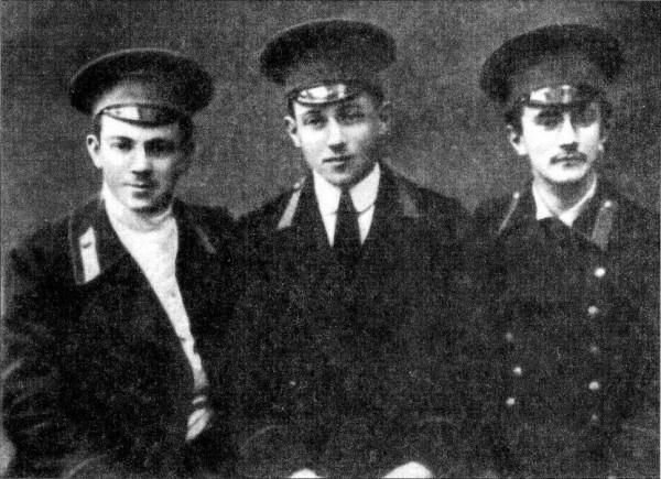 Гимназисты 1915 года