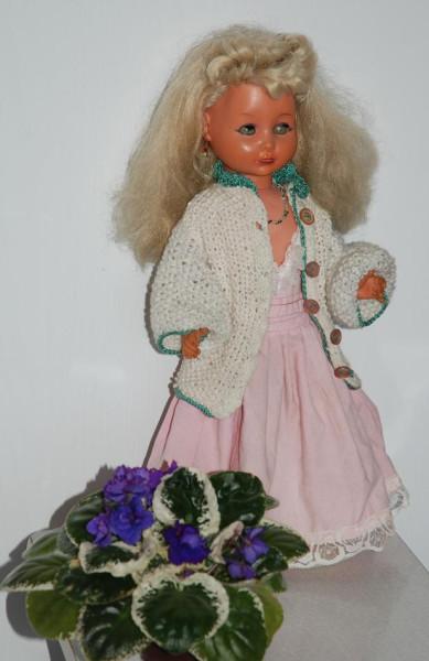 Кукла Лена