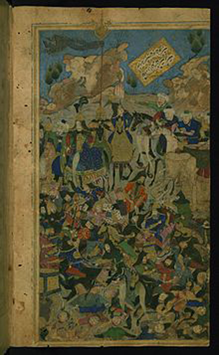 220px-Pir_'Ali_al-Jami_-_Timur_Defeating_the_Khan_of_the_Kipchaqs_-_Walters_W64875B_-_Full_Page