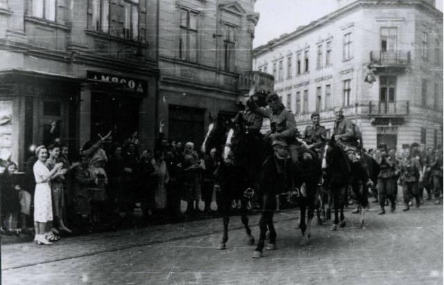 Єдельвейс в Львове