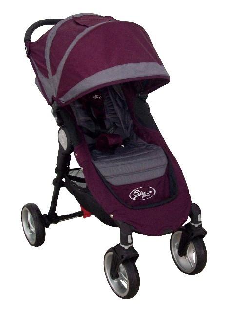 В размышлениях о колясках ... помогите выбрать модель ПЛИИЗ ! Baby Jogger City Mini 4