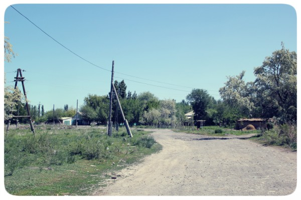 Шелек. Казахстан