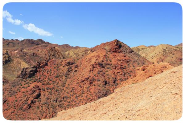 Чарынский каньон. 2013