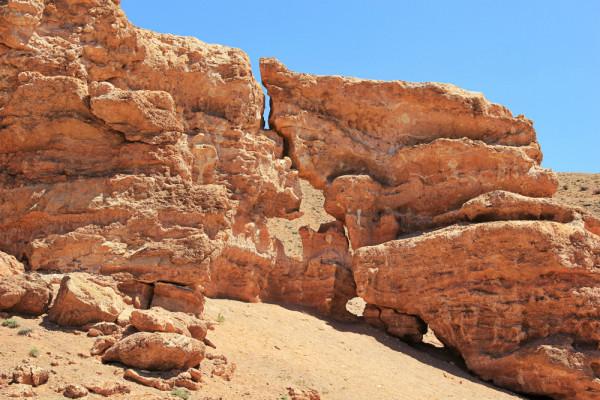 Чарынский каньон. Charyn canyon. 2013