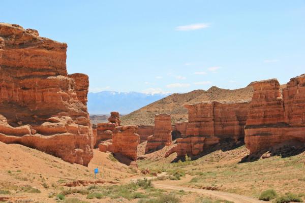 Сharyn canyon. Чарынский каньон. 2013