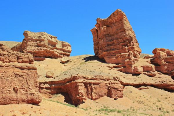 Charyn Canyon. Чарынский каньон. 2013