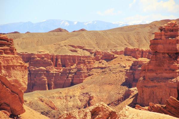 Charyn Canyon, Чарынский каньон. 2013