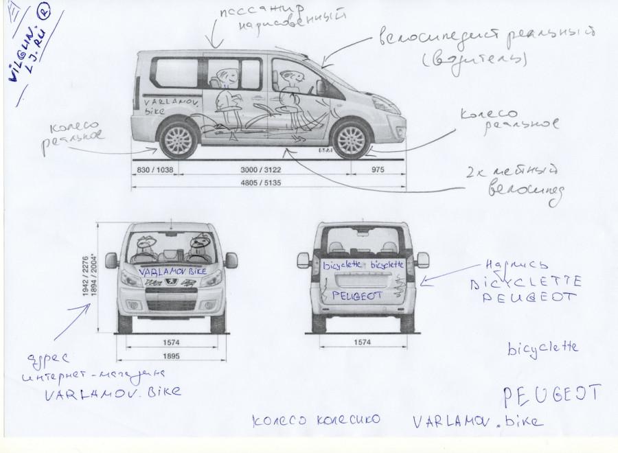 схема Varlamov-Bike
