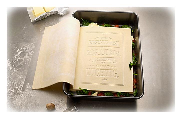 съедобный рецепт лазаньи