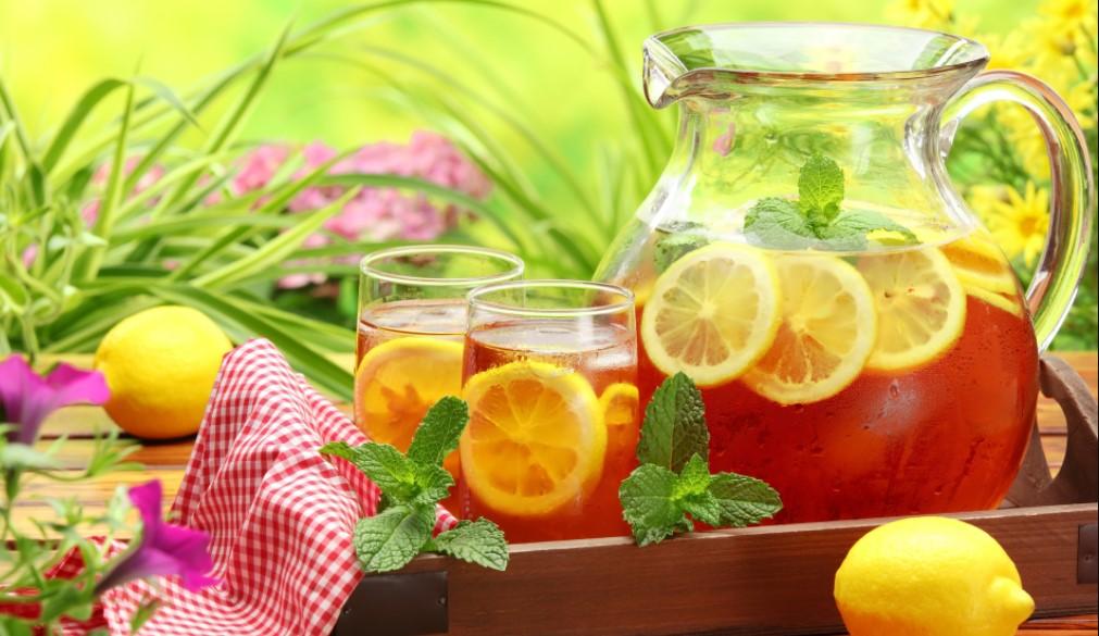 Готовим лимонад дома