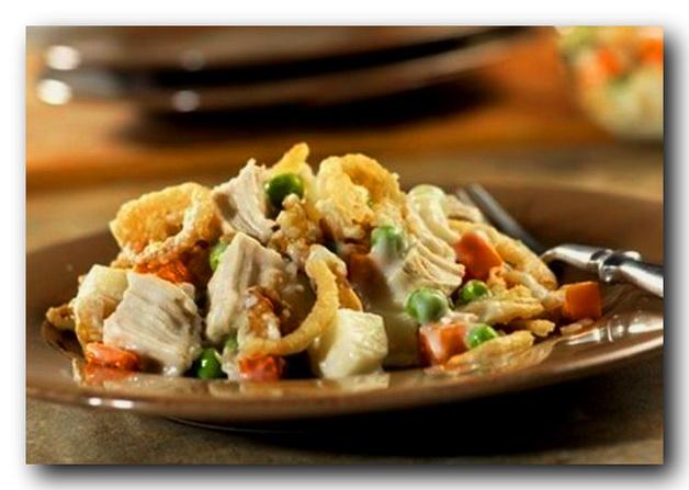 салат с огурцом и курицей