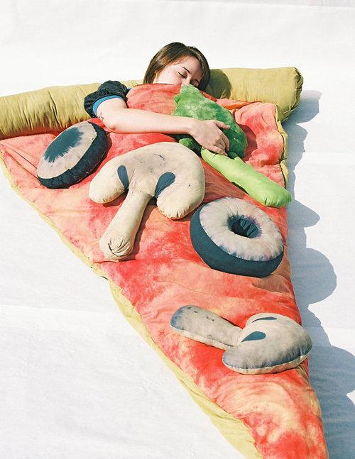 для фанатов пиццы