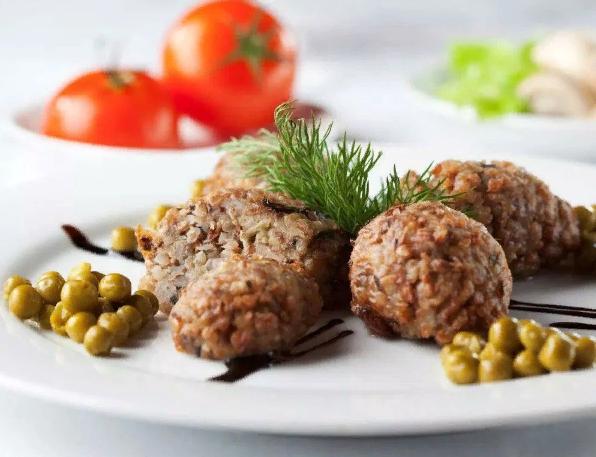 Вкусные гречневые котлеты с грибами. И мясо не надо!