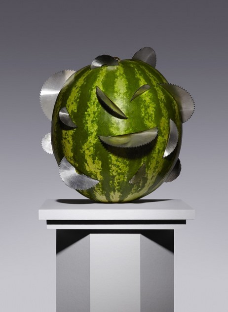 запрещенные фрукты от Aaron Tilley арбуз