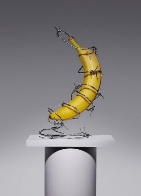 запрещенные фрукты от Aaron Tilley банан