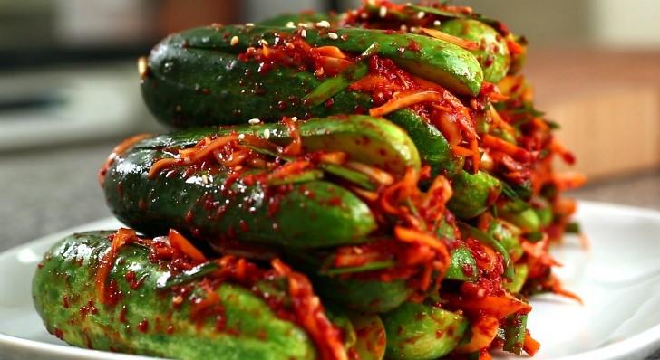 рецепт корейской закуски