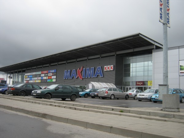 MAXIMA_in_Lithuania