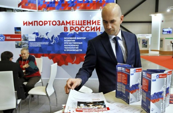 Путин об импортозамещении: Мы должны этим заниматься.