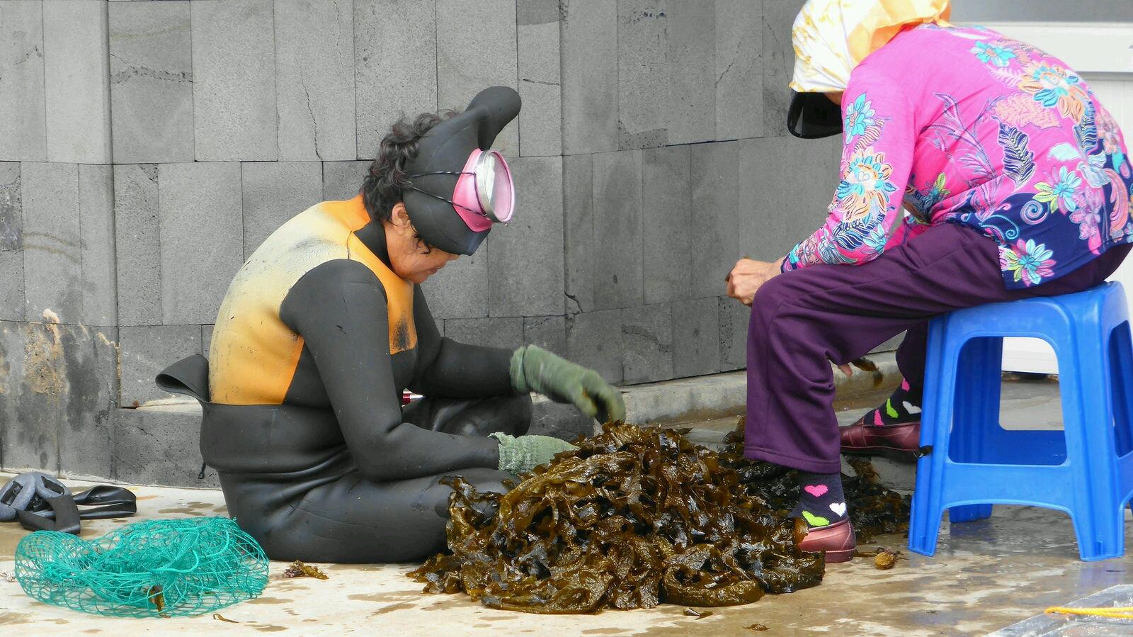 Хэнё или женщины моря