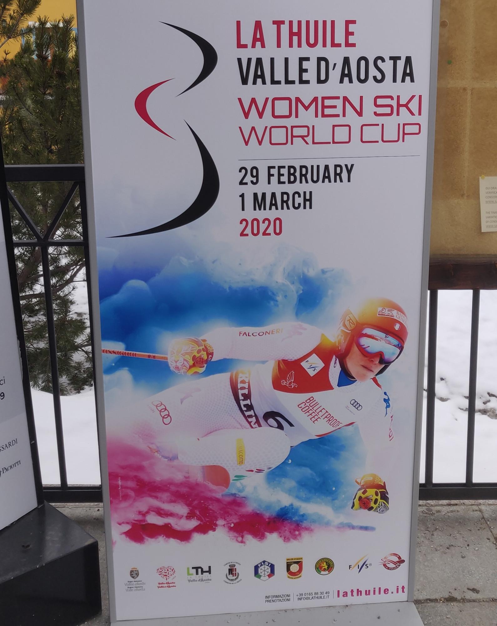 В Туиле будет международный женский чемпионат по слалому. Так что снег нужен!