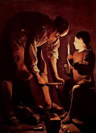Святой Иосиф. 1642.Лувр.