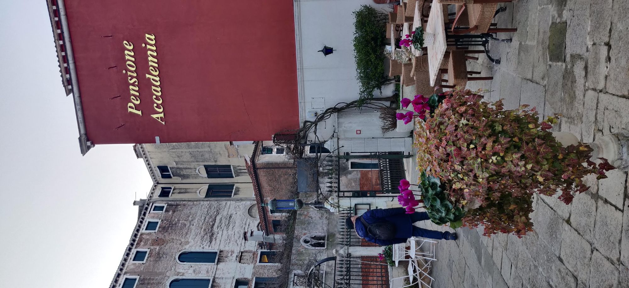 У Венеции день рождения