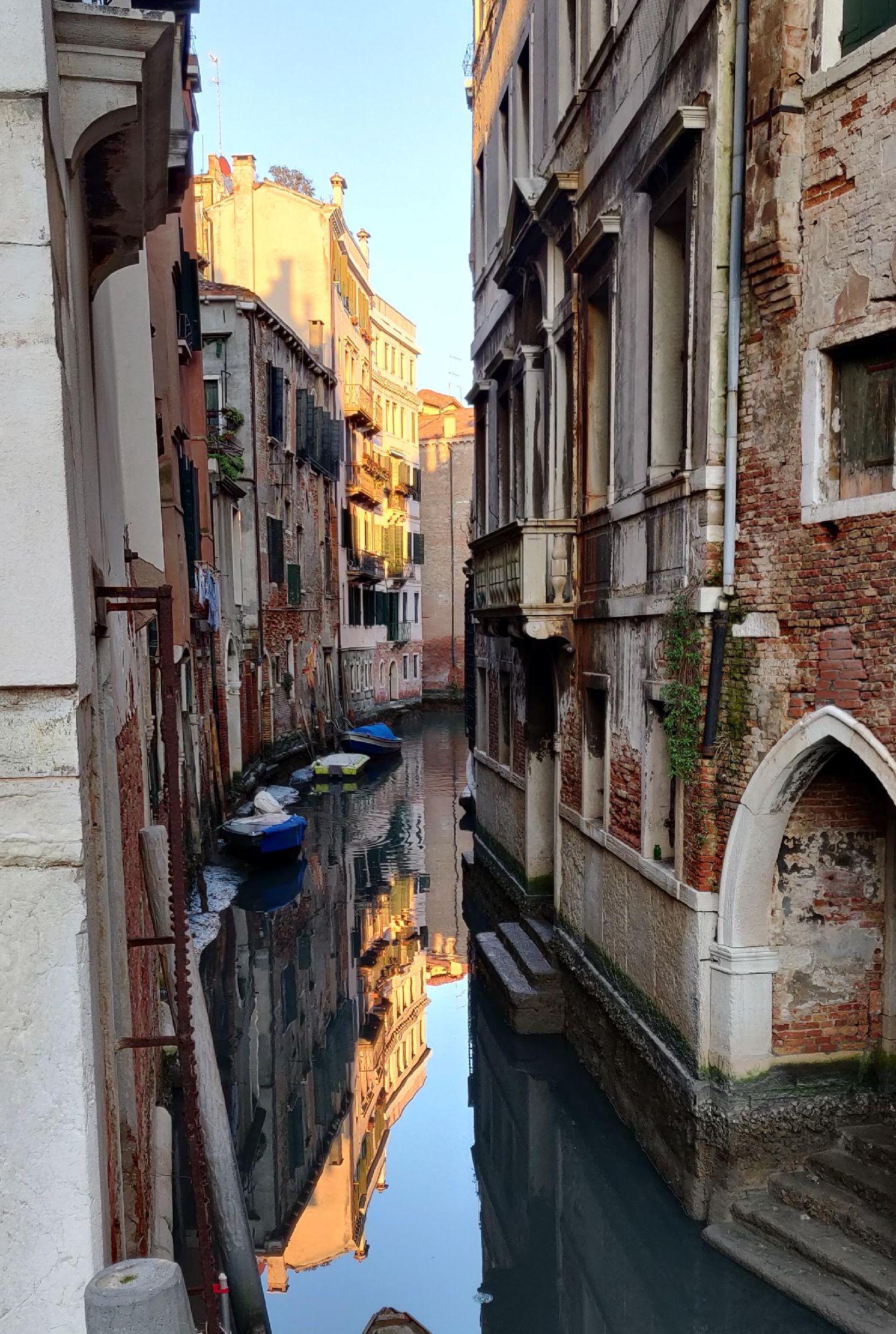 Немного моих старых фотографий Венеции