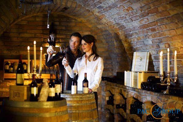 Винный туризм в Италии