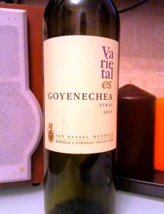 Годженечеа вино