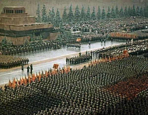 парад 1945 минобороны