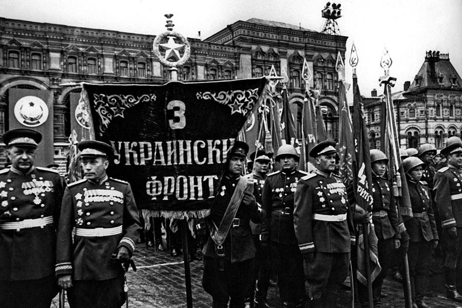 минобороны фото парад победы