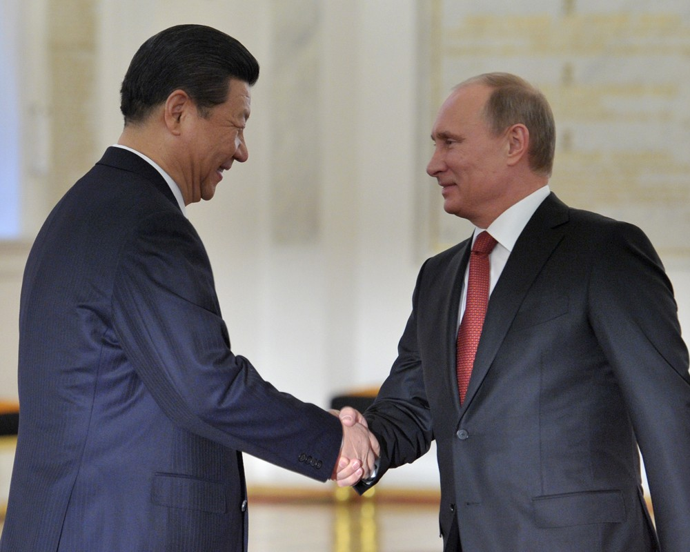 отношения китая и россии