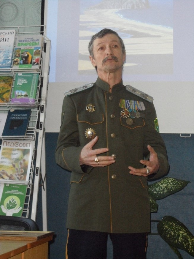 Владимир Клявзер.