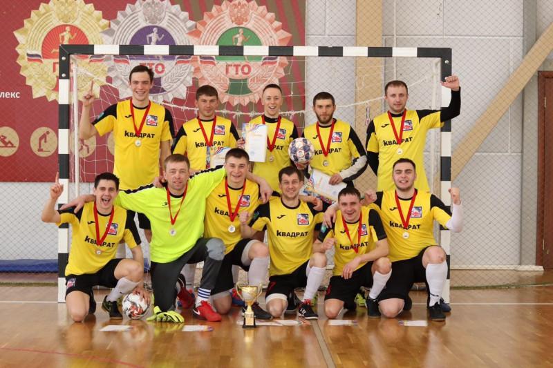 """Команда """"Квадрат"""". Фото с сайта pkff.ru"""