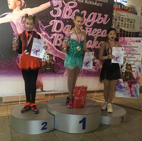 Золотой и серебряный призер - Аксиния Авдонькина и Екатерина Лынова, фото Татьяны Крештель.