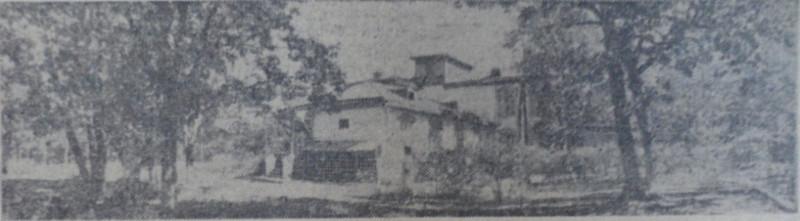 Главный корпус, 1978 год.