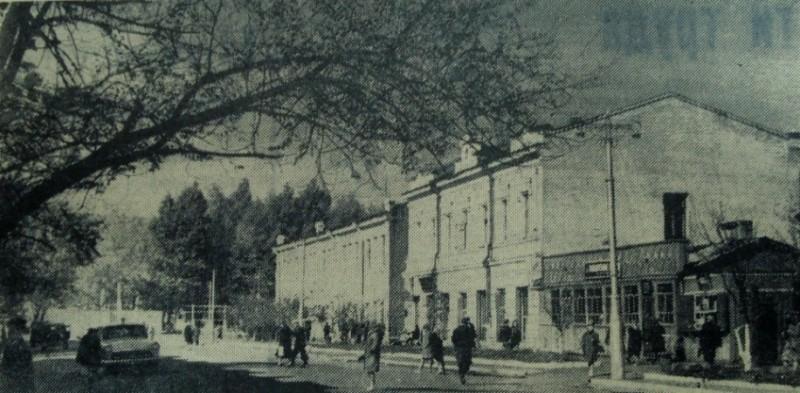 """Газета """"Коммунар"""", 1965 год."""