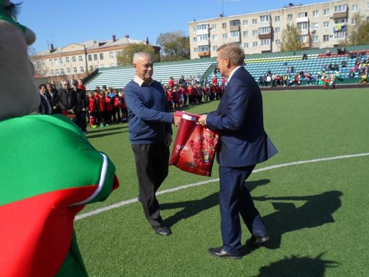 Анатолий Крылов и Сергей Вязов.
