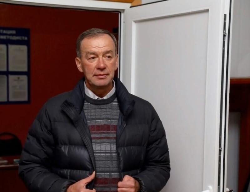 Борис Косулин.