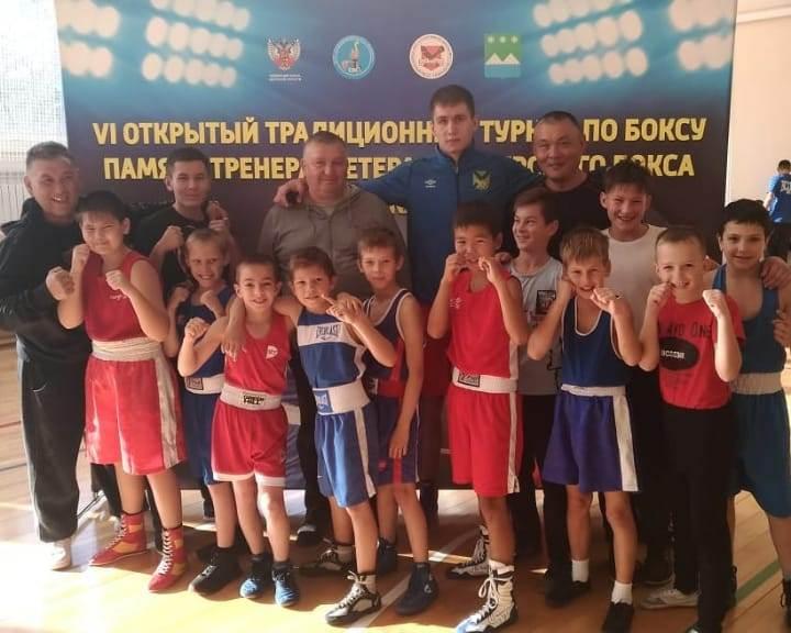На фото спортсмены Уссурийска, Фокино и Андреевки. Фото предоставлено Сергеем Бишировым.